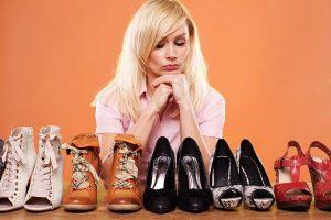 Find hjælp til valg af sko på nettet